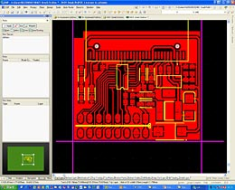 engineering cad pcb